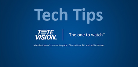 ToteVision TechTips