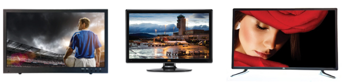 ToteVision Difference between an LCD TV and Monitor