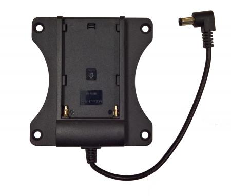 Sony F970 Battery Bracket